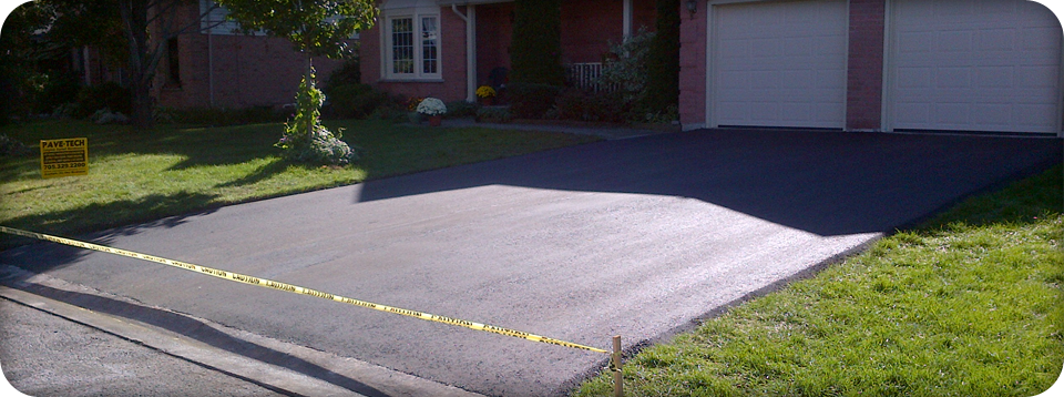 Paving in Orillia - Banner 1