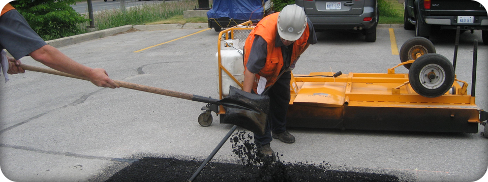Paving in Orillia - Banner 3